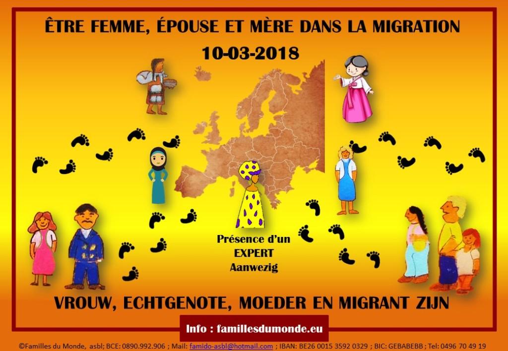semaine des femmes 2018 - FaMiDo